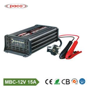 12V 15A Автоматическая свинцовых внешних Car 7 ступени зарядное устройство для аккумулятора