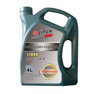 4L一等級5W40十分に総合的なガソリンモーターエンジンオイル