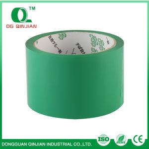 De Zelfklevende Groene Band van uitstekende kwaliteit van de Verpakking BOPP