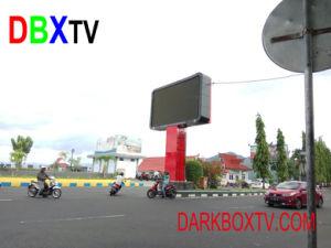 P6 en plein air pour publicité de l'écran à affichage LED