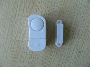 Allarme di portello senza fili magnetico autonomo della finestra