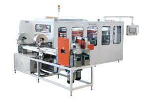 Tp-B35tem tejido Facial Multi-Packaging máquina
