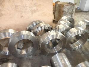 ISO 9001 para los anillos laminados de acero inoxidable