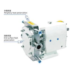 Transferência de mel sanitárias de aço inoxidável da bomba de Rotor-Estator