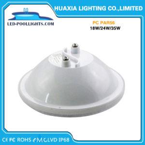 35W IP68によって引込められるPAR56 LEDの水中プールライト