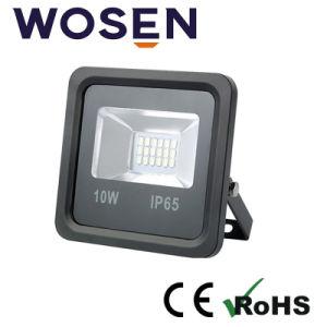 6500K correlacionada à prova de Estrada Parque Jardim IP65 Holofote LED com efeito de estufa