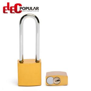 76mmの合鍵の長い手錠アルミニウムパッドロック