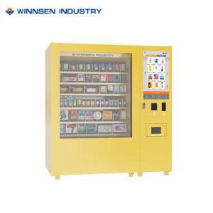 Distributori automatici combinati automatici di buona qualità con lo schermo di tocco