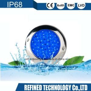 Indicatore luminoso subacqueo bianco della piscina di IP68 12V 24V RGB LED per la barca/yacht