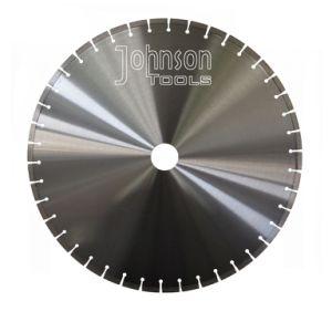 Od600mm soldada a laser de diamantes a lâmina da serra para o Granito