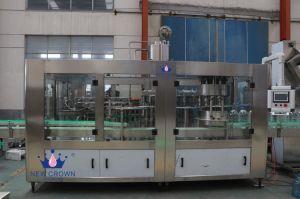 2019 500ml Bouteille PET aseptique boisson de jus de chaud boissons énergétiques de soude Eau pétillante CSD Boisson gazeuse de l'embouteillage usine de remplissage de l'emballage de la machine de remplissage
