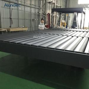 Pergola's van het Aluminium van de fabriek de In het groot Gemotoriseerde met leiden