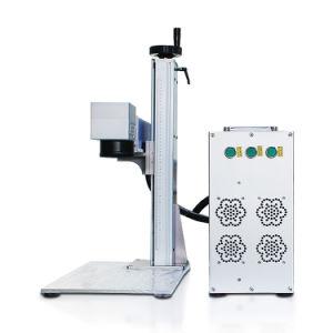 20W 30W 60W Jpt Mopa M1 M6 couleur Fibre Optique La gravure au Laser Marking machine