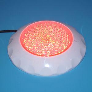 Indicatore luminoso subacqueo fissato al muro della piscina di alta qualità IP68 AC12V LED