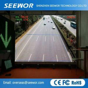 L'installation fixe P5.95mm Affichage LED de plein air