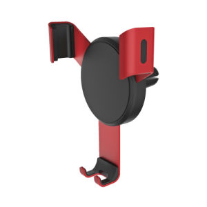 携帯電話のホールダーの空気アウトレット車の台紙のホールダーの電話アクセサリ