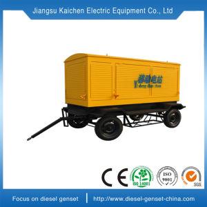 Generatore diesel silenzioso mobile del generatore 37.5kVA dell'alternatore dell'alimentazione elettrica 30kw