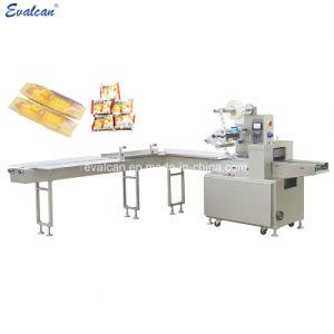 Panadería semi-automático Máquina de embalaje almohada