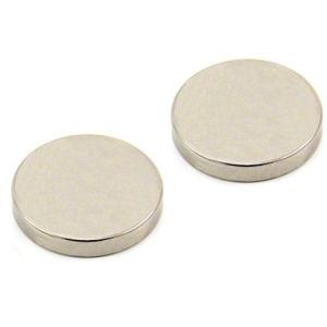 Рекламные материалы (9*2мм) постоянного магнита диска