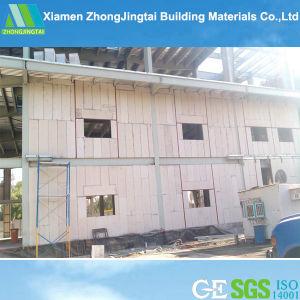 De nouveaux matériaux de construction EPS panneau sandwich de ciment pour la construction