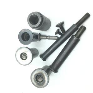 Токарный станок с ЧПУ повернув Custom нестандартные крепежные элементы крепежные детали из анодированного алюминия