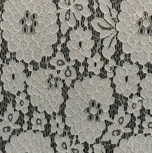衣類のための綿のレースファブリック