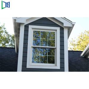 Doppia finestra appesa incorniciata alluminio pulito facile con lo schermo dell'insetto