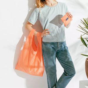 Form Lady grosse Kapazitäts-Einkaufstasche, die Tote-Beutel faltet
