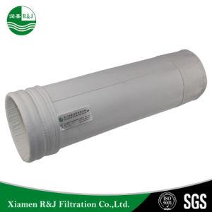 El poliéster poliamida PE PP Bolsa de Filtro de polvo de fibra de vidrio.