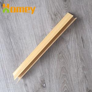 PVC accessoires muraux et plafond coin panneau PVC Clip en plastique