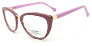 Frame van het Schouwspel van de Acetaat van de Voorraad van online 2018 het Klaar Eyewear voor Levering voor doorverkoop (FXA1044)