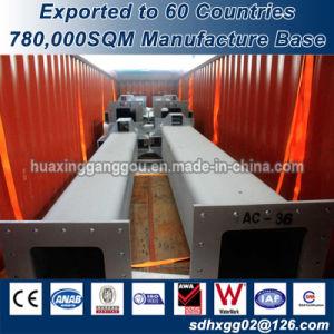 Estructuras de acero modulares prefabricados asequible