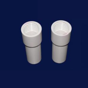 優秀な機械強さAl2O3のアルミナの陶磁器の中国によって通される陶磁器の管