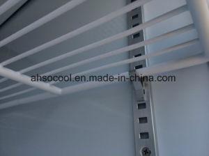 Ventilator die de Verticale Koelere Diepvriezer van de Deur van het Glas met 5 Lagen koelen