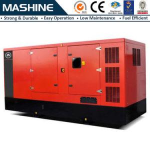 50Hz 1500rpm 3 판매를 위한 단계 75kVA 침묵하는 디젤 엔진 발전기