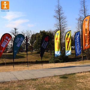 2016 рекламных ветер пуховые флаг (TJ-25)