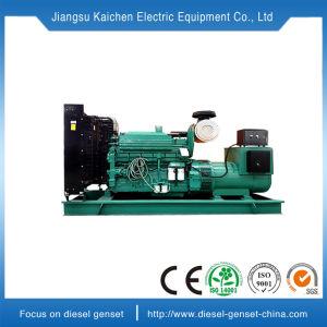 Китай мощность двигателя синтетического газа с водяным охлаждением холодильными генератора Генератор синтетического газа