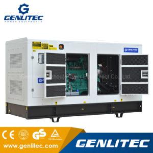 La Chine haut de page vendeur silencieux type 100KW 125kVA Groupe électrogène Diesel avec moteur Cummins original