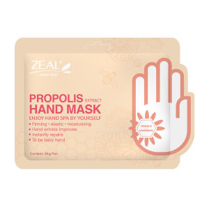 Van de ijver Propolis & van de Parel het Witten & heldert het Schoonheidsmiddel van het Masker van de Voet op