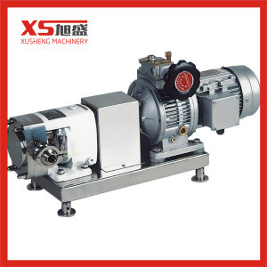 Fabbrica sanitaria della pompa centrifuga del latte dell'acciaio inossidabile SS304 della Cina