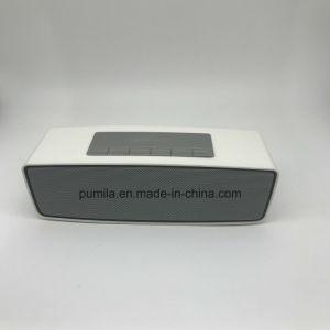 Altifalante de Graves de alimentação Bateria Recarregável portátil com leitor de MP3 USB Entrada Aux TF Cartão SD Bluetooth 4.0