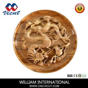 マルチヘッドCNCのルーターの木工業の彫刻家CNCの彫版Vct-1518W-4h