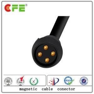 油煙機械のための4pin Pogo Pinのケーブルコネクタ
