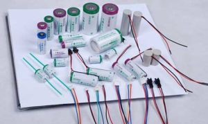 Cr14335 Tamaño 2/3 AA batería de litio para alimentación de la memoria