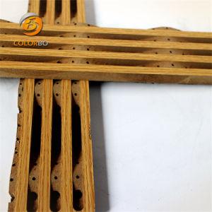 Personalizzare il formato ed il comitato di legno di acustica del legname di colori