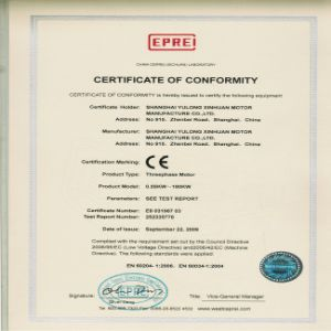 Iz100-80-160 15kw Pompe à eau de qualité supérieure