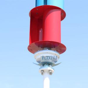 300W вертикальной оси ветровой турбины при запуске 1,3 м 12V 24V с упаковки с MPPT Maglev генератора 12V 24vauto переключатель регулятора