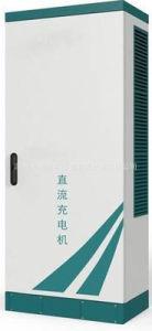 Smart 90 kw EV DC Cargador de coche eléctrico de la estación de carga