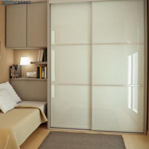 Portes coulissantes en verre moderne Armoire chambre placard –Portes ...
