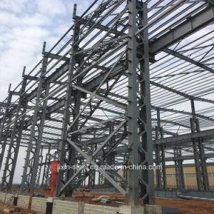 Structure en acier de construction préfabriqués abordable comme atelier de construction en acier